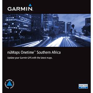 nüMaps Onetime™ City Navigator® Southern Africa NT