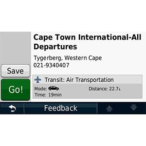 nüMaps Onetime™ City Navigator® Southern Africa NT 2