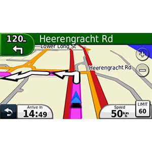 nüMaps Onetime™ City Navigator® Southern Africa NT 3