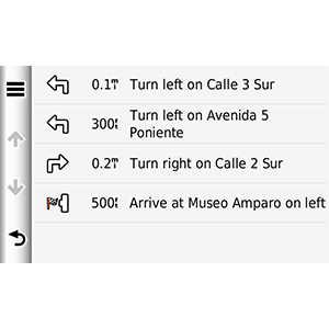 nüMaps Onetime™ City Navigator® Mexico NT  5
