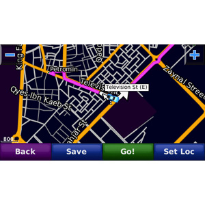 nMaps Subscription Middle East Northern Africa Garmin