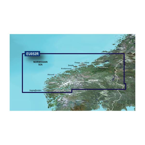 BlueChart® g3 HXEU052R - Sognefjorden - Svefjorden