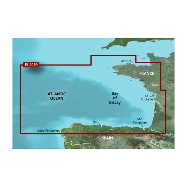 Carte Afrique Du Sud Garmin.Hxeu008r Bay Of Biscay