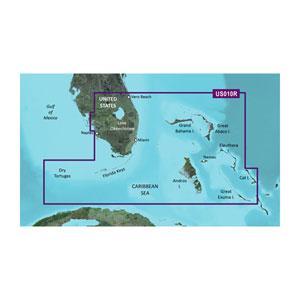 VUS010R - Southeast Florida and Bahamas | Garmin