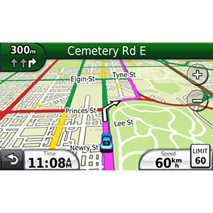 Mapas de Australia y Nueva Zelanda NT 2014 City Navigator® de nüMaps Onetime™ 1