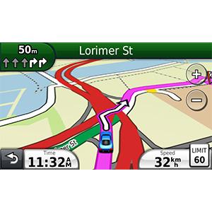 nüMaps Onetime™ City Navigator® Australien og New Zealand NT 2014 2