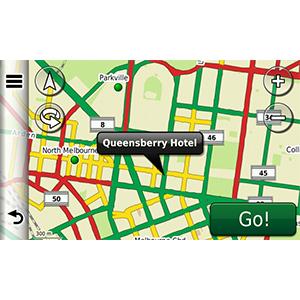 Mapas de Australia y Nueva Zelanda NT 2014 City Navigator® de nüMaps Onetime™ 3