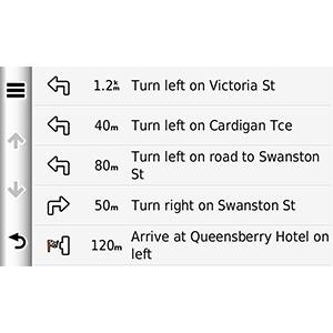 nüMaps Onetime™ City Navigator® Australien og New Zealand NT 2014 4