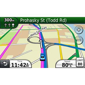 Mapas de Australia y Nueva Zelanda NT 2014 City Navigator® de nüMaps Onetime™ 5