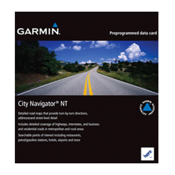 City Navigator® India NT
