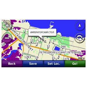 nüMaps Onetime™ City Navigator® Rusland NT  3