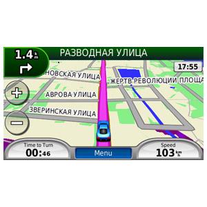 nüMaps Onetime™ City Navigator® Rusland NT  4