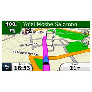 City Navigator Israel Nt