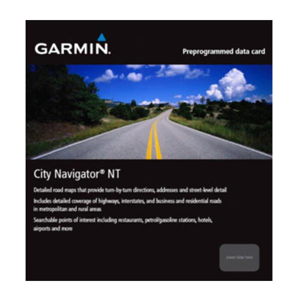 City Navigator® Egypt NT