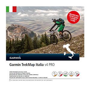 TrekMap Italia v4 PRO
