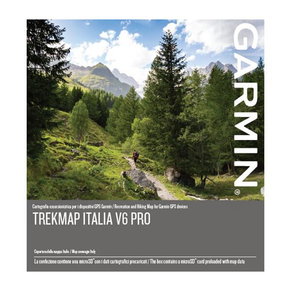 Mappa Italia X Garmin.Trekmap Italia V6 Pro Garmin