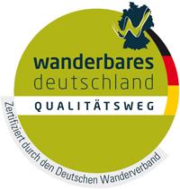 Wanderbares Deutschland Qualitätsweg
