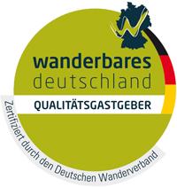 Wanderbares Deutschland Qualitätsgastgeber