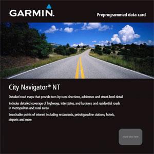 City Navigator® Taiwan NT