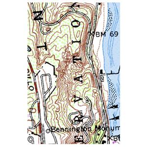 BirdsEye™ TOPO, U.S. og Canada. 3