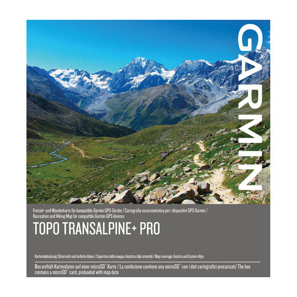 TOPO TransAlpine + PRO