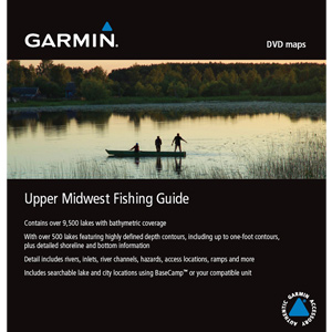 Upper Midwest Fishing Guide
