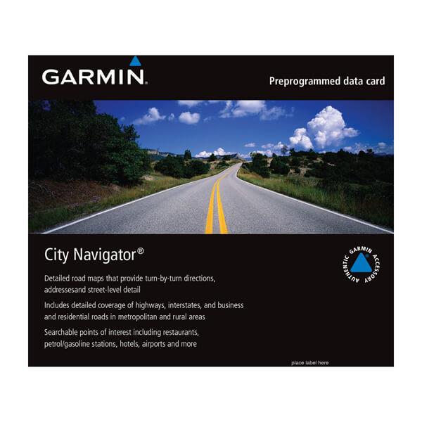 City Navigator® Australie et Nouvelle-Zélande NT