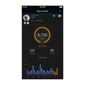 Garmin Connect™ App 3