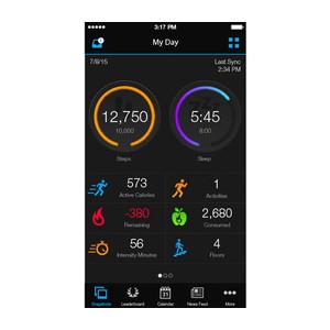 Garmin Connect™ Mobile 4