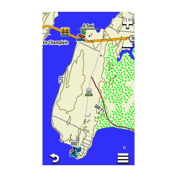 TOPO US 100K – Północny wschód 1