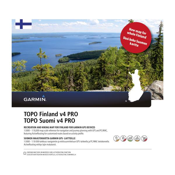 Topo Finland V4 Pro Garmin