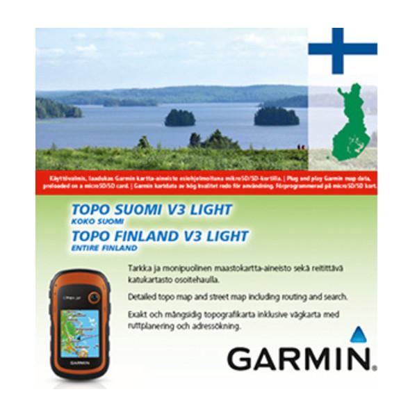 TOPO Suomi Finland v3 Light