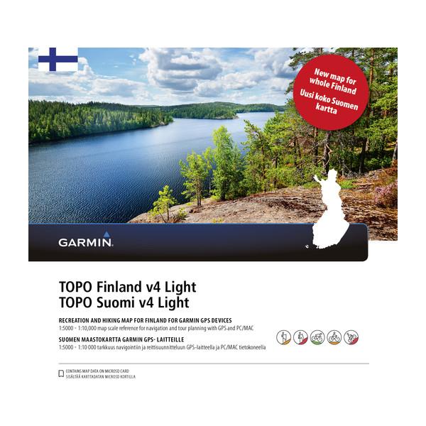 Topo Finland V4 Light Garmin