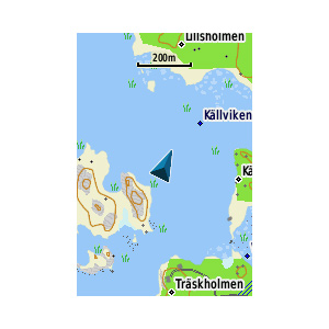 TOPO Suomi Finland v3 Light Etela 2