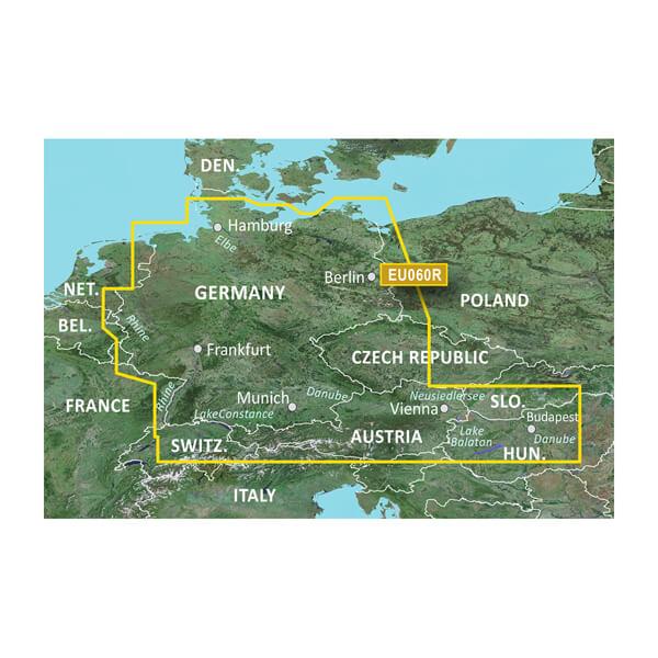 BlueChart® g3 HXEU060R- Germany Inland Waters