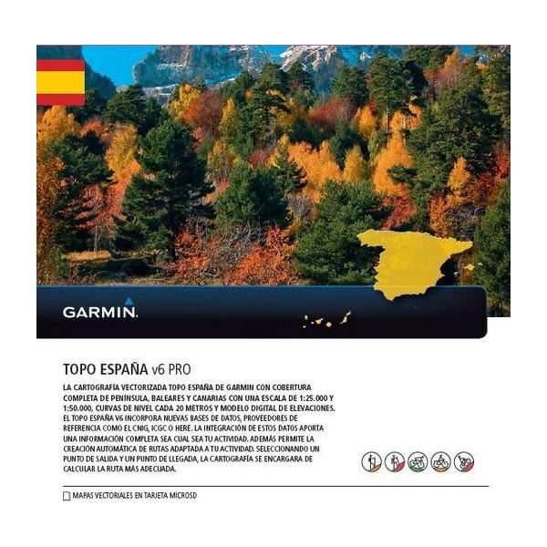 TOPO Spain v6 PRO