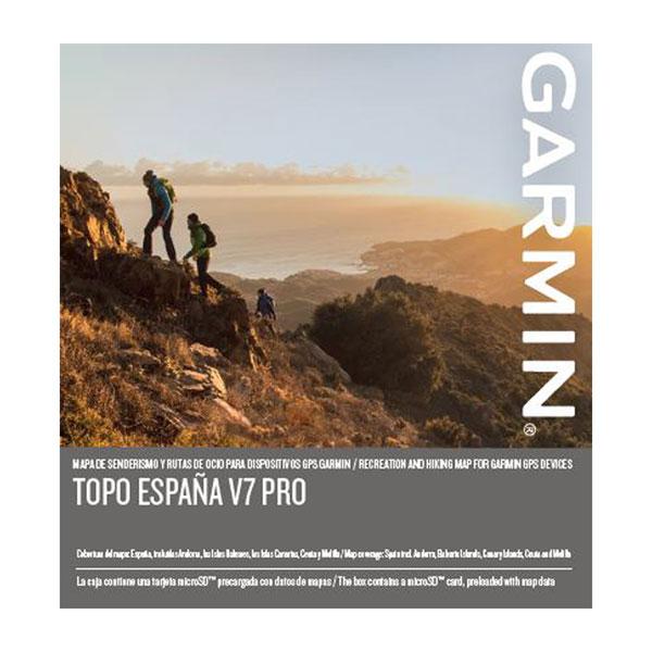 TOPO Spain v7 PRO