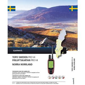 TOPO Sweden v4 PRO - Norra Norrland