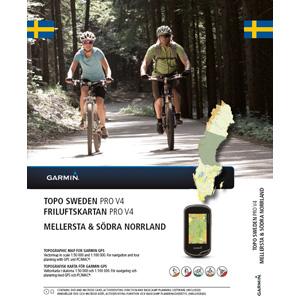 TOPO Sweden v4 PRO - Mellersta/Sodra Norrland