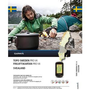 TOPO Sweden v4 PRO - Svealand