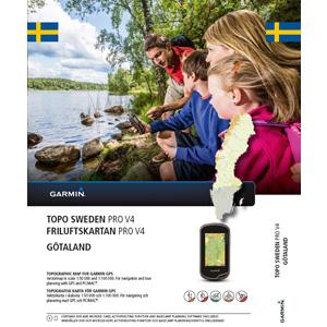 TOPO Sweden v4 PRO - Gotaland