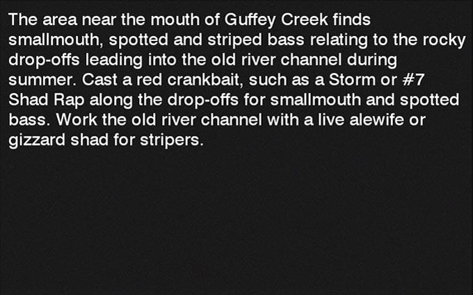 ホットスポット釣り - 説明