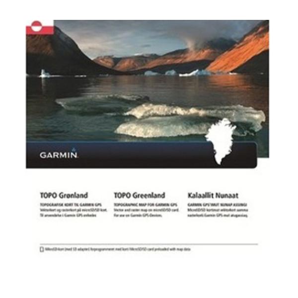 TOPO Groenland