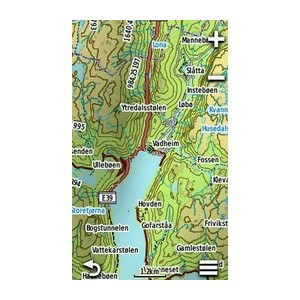 TOPO Norway Experience V PRO Garmin - Norway map for garmin