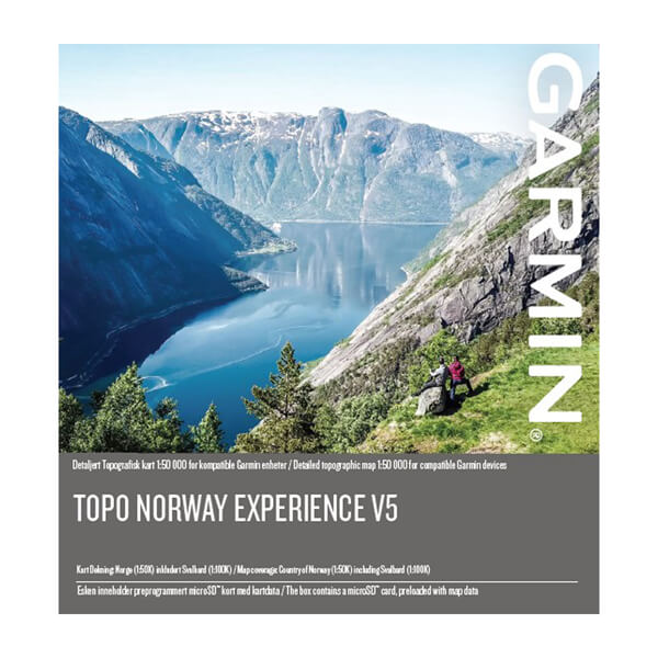 TOPO Norge Experience v4