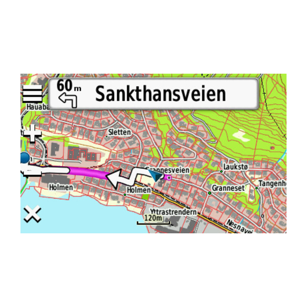 TOPO Norway Premium v3, región 4 - Sentral Ost 4