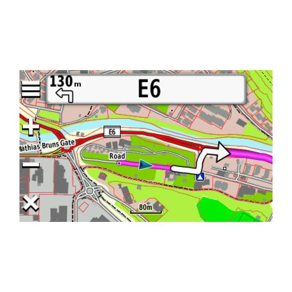 TOPO Norway Premium v3, regija 4 – Sentral Ost 6