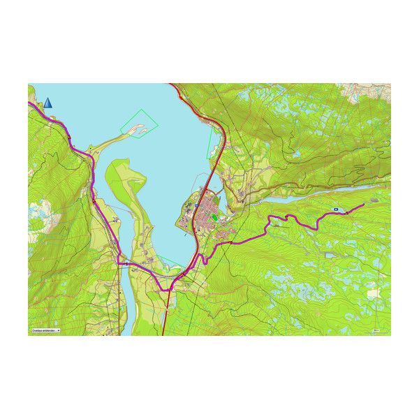TOPO Norway Premium v3, Regione 10 - Finnmark 1