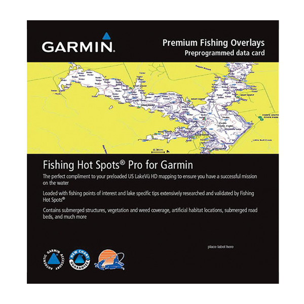 Fishing Hot Spots® Pro for Garmin