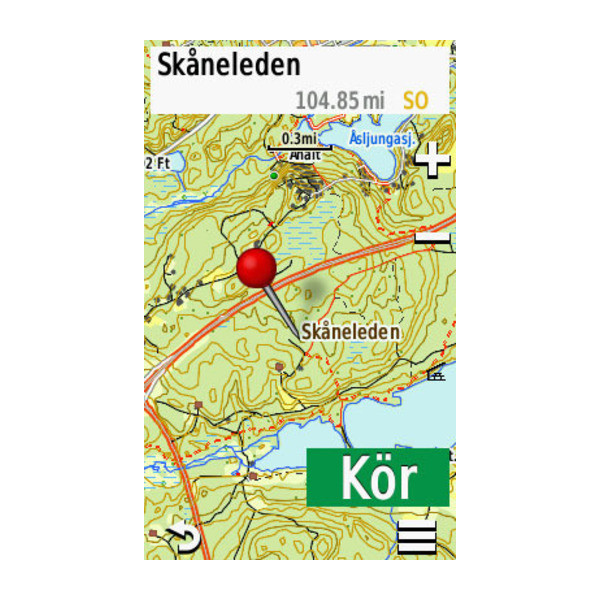 TOPO Sweden V PRO Garmin - Sweden map for garmin